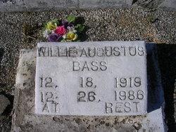 Willie Augustus Bass