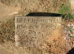 Ralph Jordan