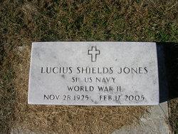 Lucius Shields Jones