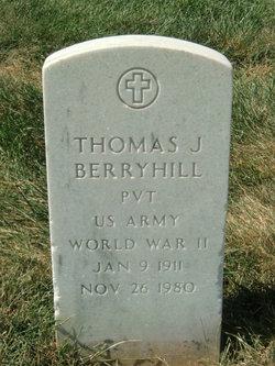 Thomas J Berryhill