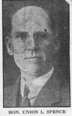 Union Lee Spence