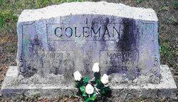 Mary Elizabeth <I>Harp</I> Coleman