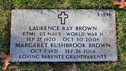 Laurence Ray Brown
