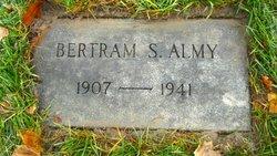 PFC Bertram Stuart Almy