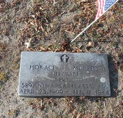 PFC Horace Elmer Murphy