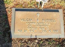 Velcer B Russell