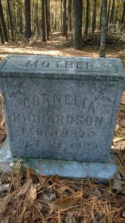 Susan Cornelia <I>Lott</I> Richardson