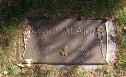 Cherlene Marie <I>Hoff</I> Aiken