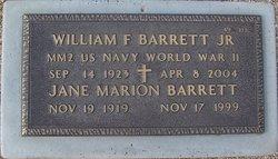 William Barrett, Jr