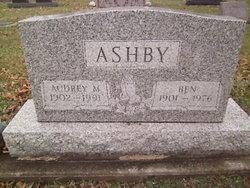 """Benjamin """"Ben"""" Ashby"""
