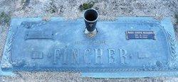 Mary Eddith (Edythe) <I>Richards</I> Fincher