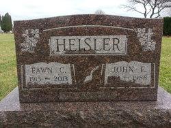 John Earl Heisler
