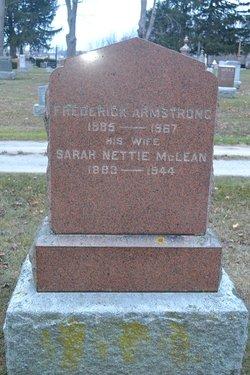 Frederick James Armstrong