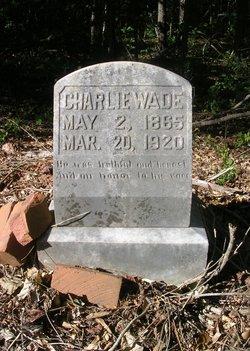 Charlie Wade