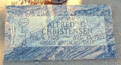 "Alfred Christian ""Alf"" Christensen"