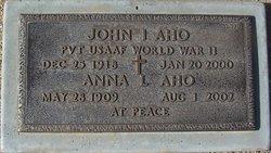 John I. Aho