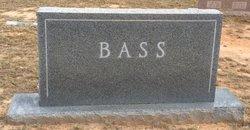Florence <I>McElwee</I> Bass