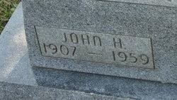 John H Hartman