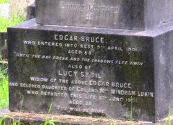 Edgar Bruce