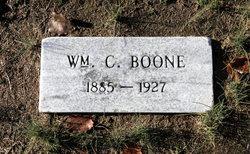 William Curnie Boone