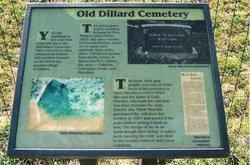 Old Dillard Cemetery