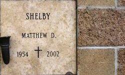 Matthew Dellan Shelby