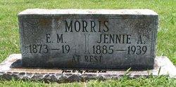 Jennie A Morris