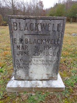 Elijah Robert Blackwell