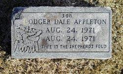 Rodger Dale Appleton