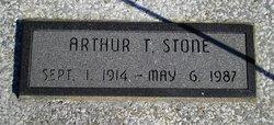 Arthur T Stone
