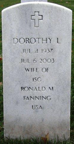 Dorothy L Fanning