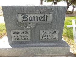 Warren H. Barrett