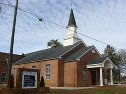 Saint Mary Methodist Church Cemetery