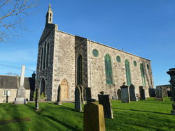 Forgue Parish Churchyard