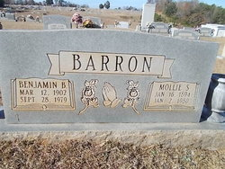 Benjamin B Barron