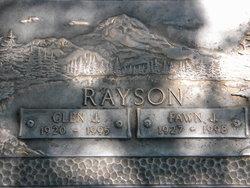 Fawn Juwayne <I>Irwin</I> Rayson