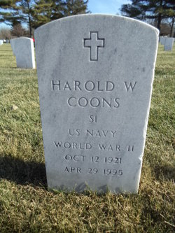Harold W Coons