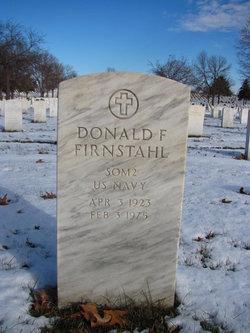 Donald Francis Firnstahl