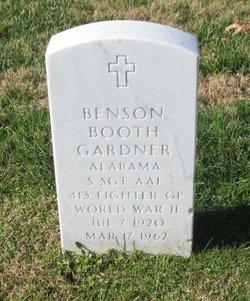 Benson Booth Gardner