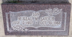 Mikeal Milan Savich