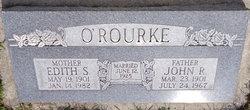 Edith <I>Shields</I> O'Rourke