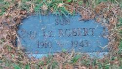 2LT Robert J Bostwick