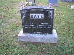 Pheobe Ann <I>Wilson</I> Daye