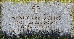 Henry Lee Jones