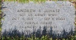 Andrew R Juhasz