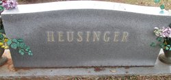 Bruno K Heusinger