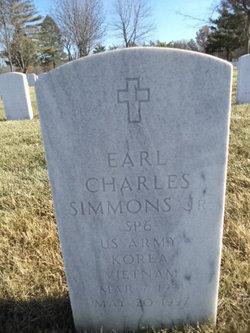 Earl Charles Simmons, Jr