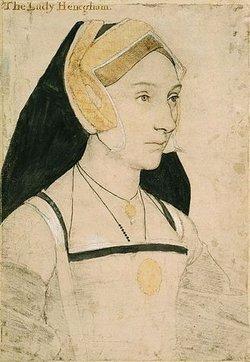 Lady Mary <I>Shelton</I> Heveningham