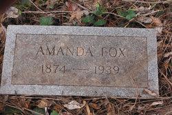 Amanda Fox