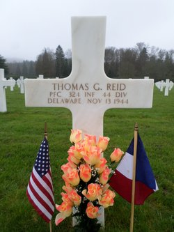 PFC Thomas George Reid